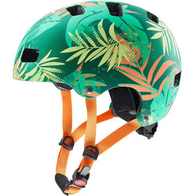 UVEX Kid 3 CC Bike Helmet Children green/colourful